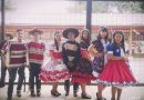 Alcalde Roberto Torres Huerta participa de celebraciones de Fiestas Patrias de establecimientos educacionales de Alhué